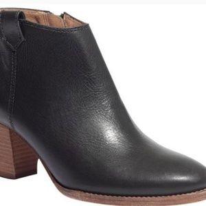 bd9357ba1eb True Black Billie Boots Booties